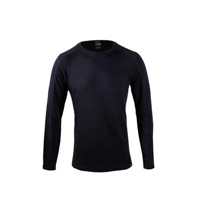 POINT6 Men's Merino Mid Base Layer Long Sleeve Top