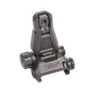 MAGPUL MAG276-BLK - MBUS® Pro Sight - Rear/Folding - Black