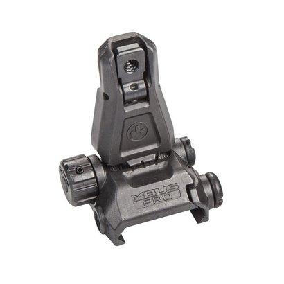 MAGPUL MBUS® Pro Sight - Rear/Folding - Black