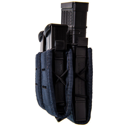 High Speed Gear Duty Double Pistol TACO W/Rifle Mag Pouch