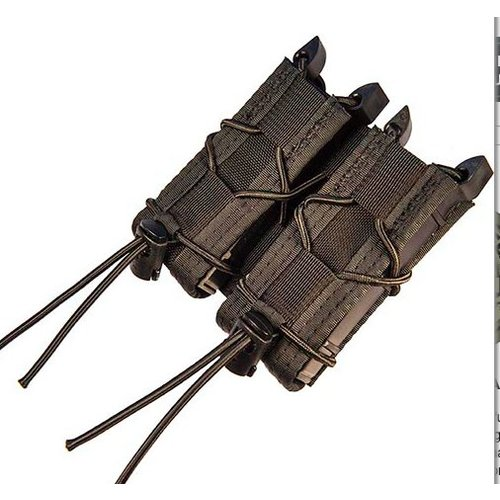 High Speed Gear Double Pistol TACO Pouch Molle