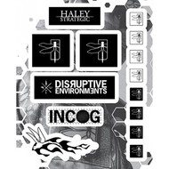 Haley Strategic Sticker Pack Haley Strategic SP1