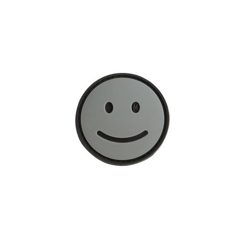 Maxpedition Patch HAPPY FACE Subdued Grey/Black