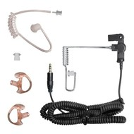 Code Red Headsets Silent M2 Clear Tube Ear Piece