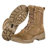 "5.11 Tactical ATAC 2.0 8"" Side-Zip Desert Brown Boot"