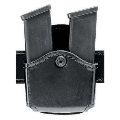 Safariland 572 Open Top Double Pistol Magazine Pouch W/Paddle