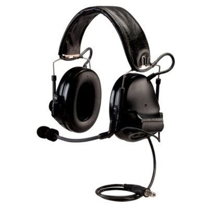 3M Peltor PELTOR COMTAC ACH Communication Headset Dual Comm.