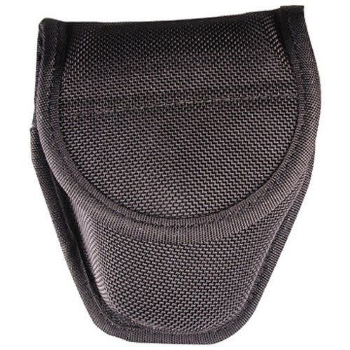 Bianchi (*) Covered Double Handcuff Case w/ Hidden Snap Closure
