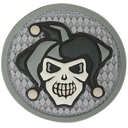 Maxpedition Jester Skull Patch