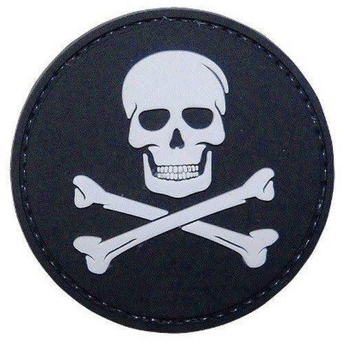 5ive Star Gear JOLLY RODGER SKULL Patch