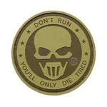 5ive Star Gear Don't Run You'll Only Die Tired