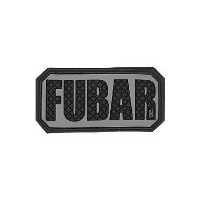 Maxpedition Patch FUBAR