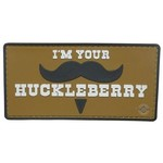 5ive Star Gear Patch I'm Your Huckleberry