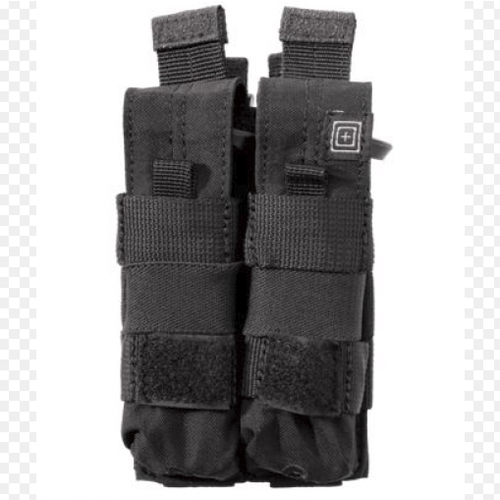 5.11 Tactical Double Pistol Bungee/Cover Mag Pouch