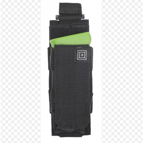 5.11 Tactical Single Pistol Mag Pouch, Covered