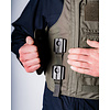 PRE Labs Inc. Pallaton Unisex Tactical Response Carrier (*No Rifle Plate Pocket) - QuickLok Magnetic Side Enclosure