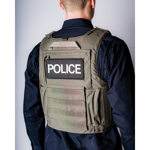 PRE Labs Inc. Denali™ Tactical Armour System with QuickLoc™ Magnetic Side Closures
