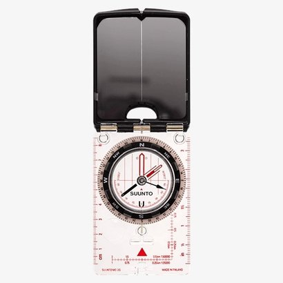 Dual Scale Mils/Degrees MC2 Global Needle Compass