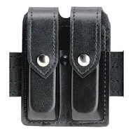 Safariland Double Pistol Mag Pouch Model 77