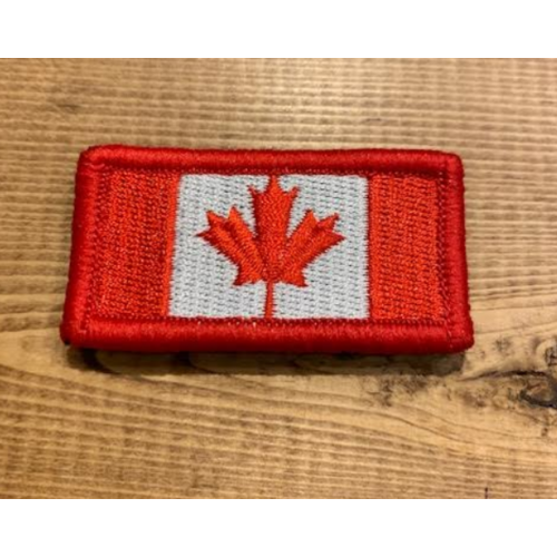 Joint Force Tactical Canada Flag Patch