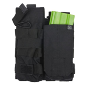 5.11 Tactical Double AR Magazine Pouch, Covered
