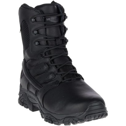 "Merrell MOAB 2 8""  Response WP Boot Black"