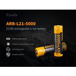 Fenix Battery Rechargeable (21700) 5000 Mah