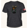 5.11 Tactical Tactial Moose S/S Tee  - Charcoal Heather