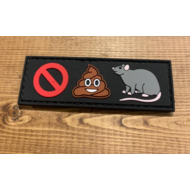Joint Force Tactical No Rats Patch