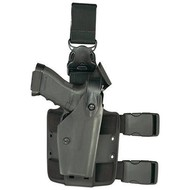 Safariland Model 6005 SLS Tactical Holster with Quick Release Leg Shroud