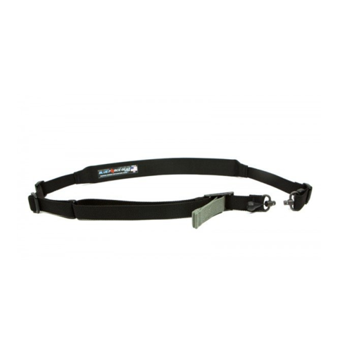 Blue Force Gear VCAS 2 TO 1 Sling, Padded RED Swivel Version - Black