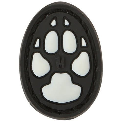 Maxpedition Dog Track Morale Patch 1 inch