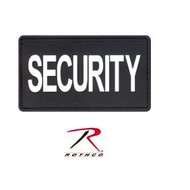 Rothco Patch SECURITY PVC Lettering