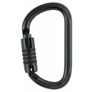 Petzl VULCAN Carabiner Screw-Lock Gold NFPA