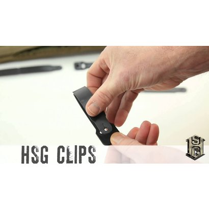 High Speed Gear Short Clip HSGI - Single