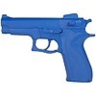 Blue Guns S&W 5906 Black Weighted Training Gun
