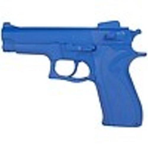 Blue Guns S&W 5906 Black Weighted Training Gun
