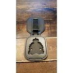 Belt Clip RCMP Badge Cap Holder - RCMP Cutout