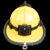 FoxFury Command+ LoPro White & Green LED Helmet Light
