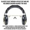 Noisefighters Sightlines Gel Ear Pads