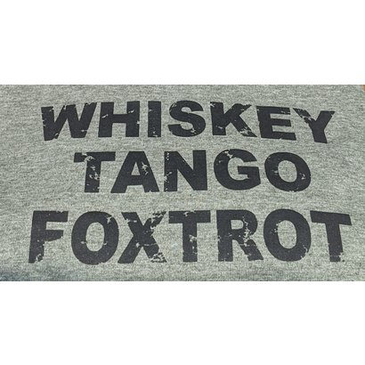 Joint Force Tactical JFT - WTF (Whiskey-Tango-Foxtrot
