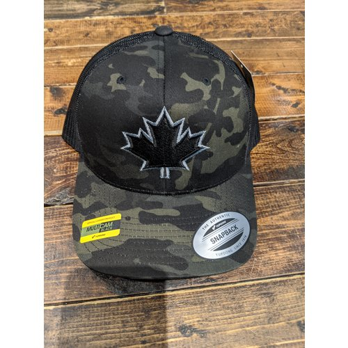 Joint Force Tactical JFT TRUCKER HAT - Maple Leaf