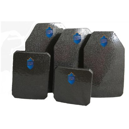 PRE Labs Inc. Level III+ 7.62x39 MSC - 10x12 Single Curve Full Cut - NIJ 0101.06 Certified