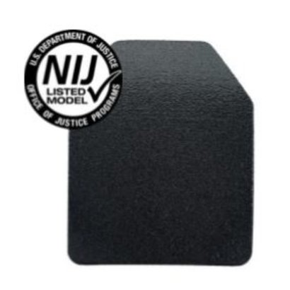 PRE Labs Inc. Level III+ 7.62x39 MSC - 10x12 Single Curve Shooters Cut - NIJ 0101.06 Certified