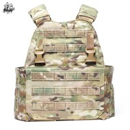 Mayflower Assault Plate Carrier With MOLLE Cummerbund