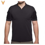 BOSS Rugby Shirt, Short Sleeves With Pockets
