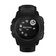 Garmin Instinct Tactical, GPS Watch, Black, WW