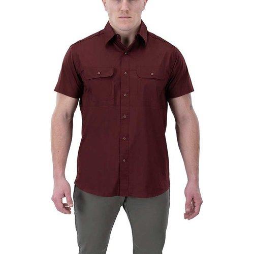 Vertx Men's Guardian Short Sleeve Shirt - Red