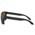 Oakley Hollbrook Matte Black Frame w/ Prizm Tungsten Polarized Lens