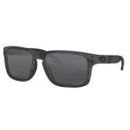 Oakley SI Hollbrook Multicam Black Frame w/ Grey Polarized Lens